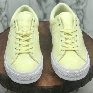 Converse Shoes - Converse Unisex Chuck Taylor Yellow Shoe